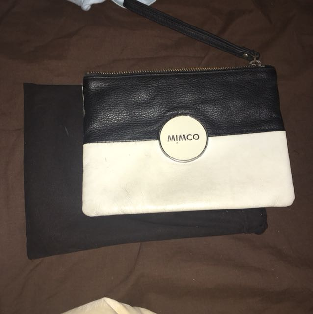 Mimco pouch!
