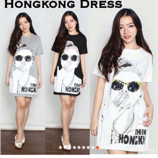 Mini Dress White