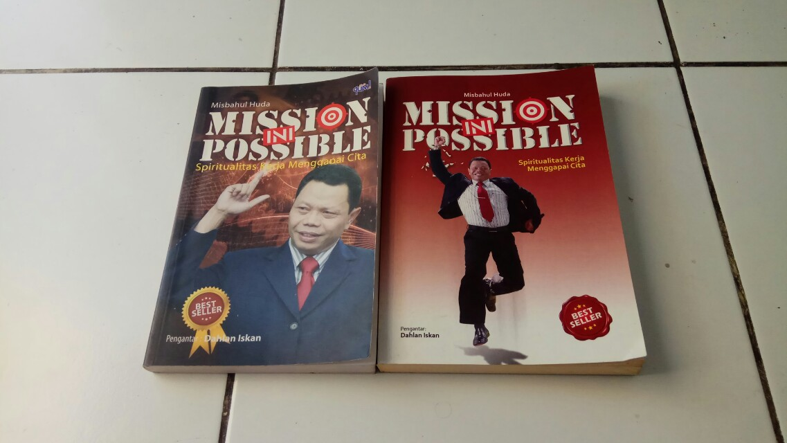 Mission Ini Possible by Misbahul Huda