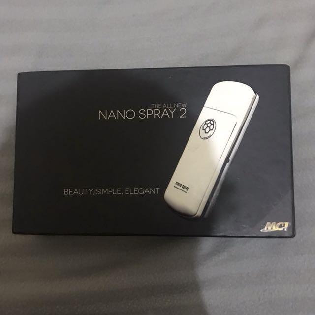 NANO SPRAYS 2 ORI 100%