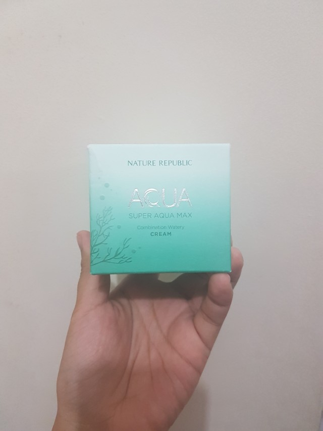Nature Republic Super Aqua Combination