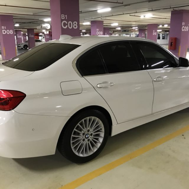 Ori Bmw F30 Rim 17inch With Rft 225 50 17 Auto Accessories On Carousell