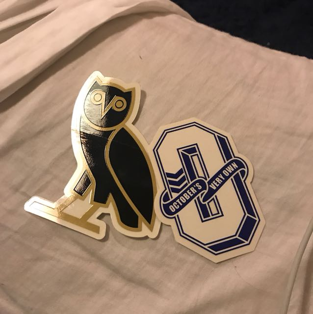 OVO STICKERS