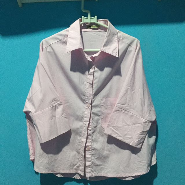 Pink Shirt by Ada