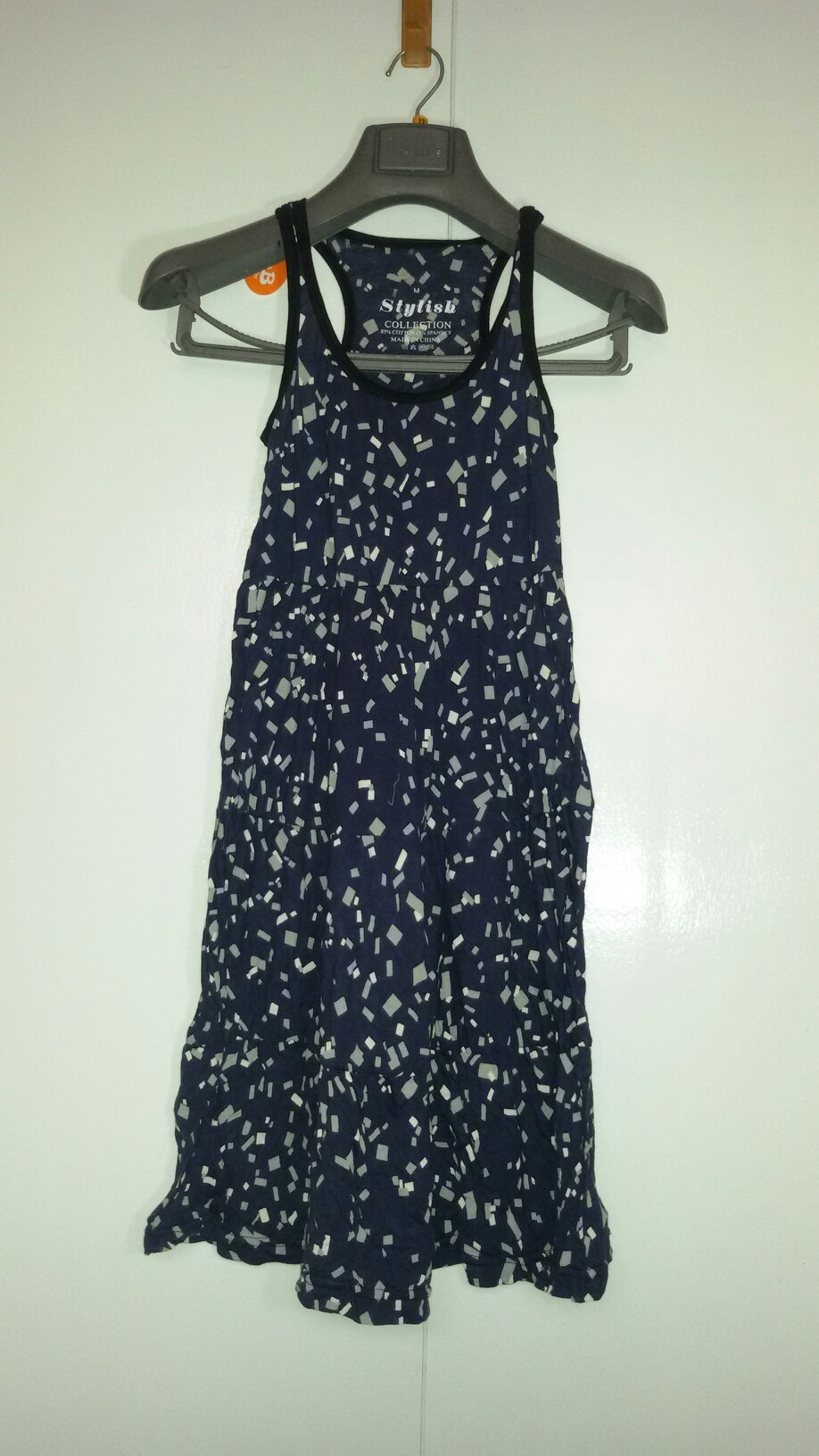 Printed Dress Medium