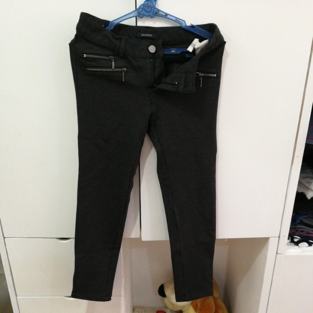 SALE! Promod Navy Blue cotton pants