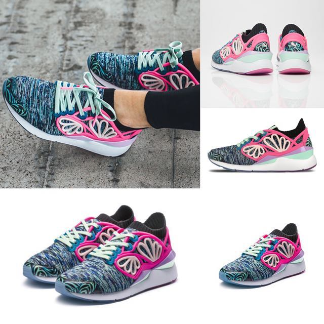 Puma Pearl Cage Graphic Wns x Sophia Webster 聯名 國外限定