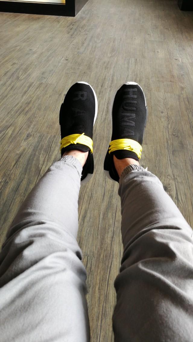 Replica adidas nmd pharrell william human race