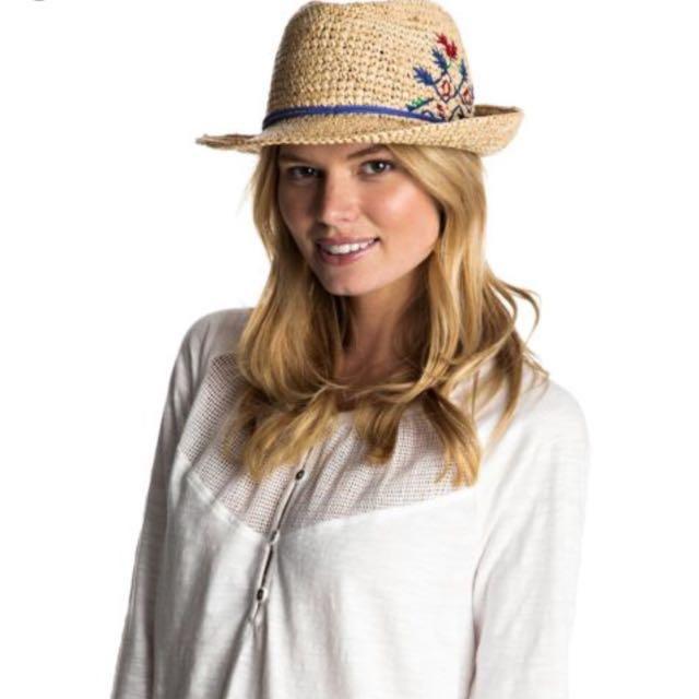Roxy草帽