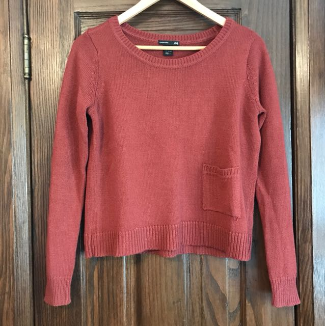 S H&M knit sweater