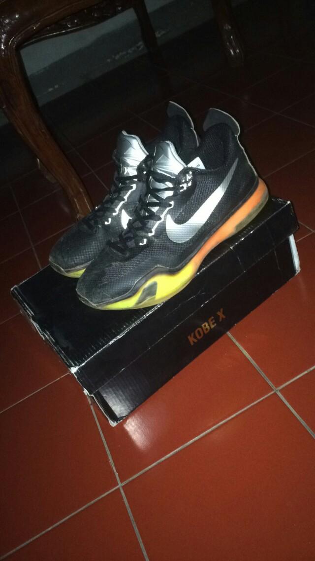 Sepatu Basket Kobe X Allstar