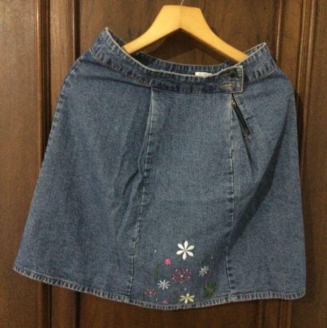 Skirt Jeans Unionbay