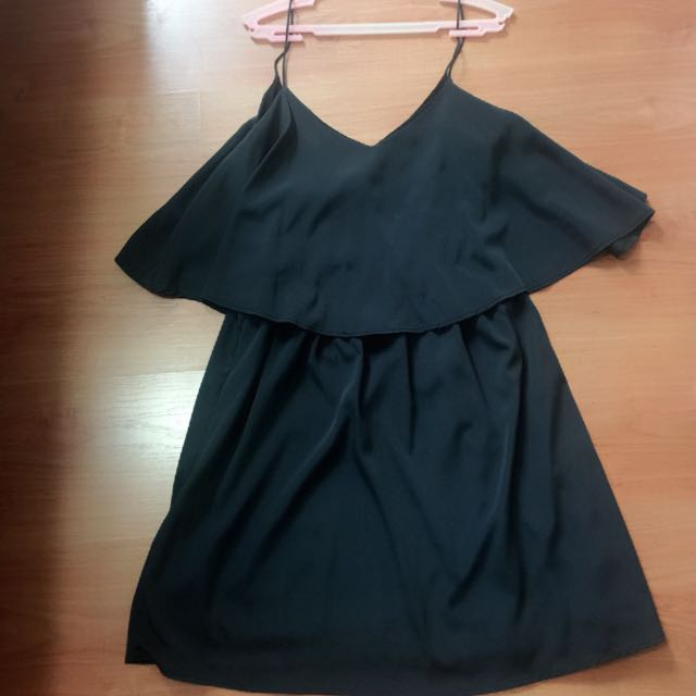 Suite Blanco Dress (black)