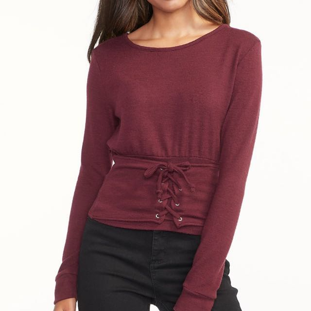 Super soft and cosy long sleeve