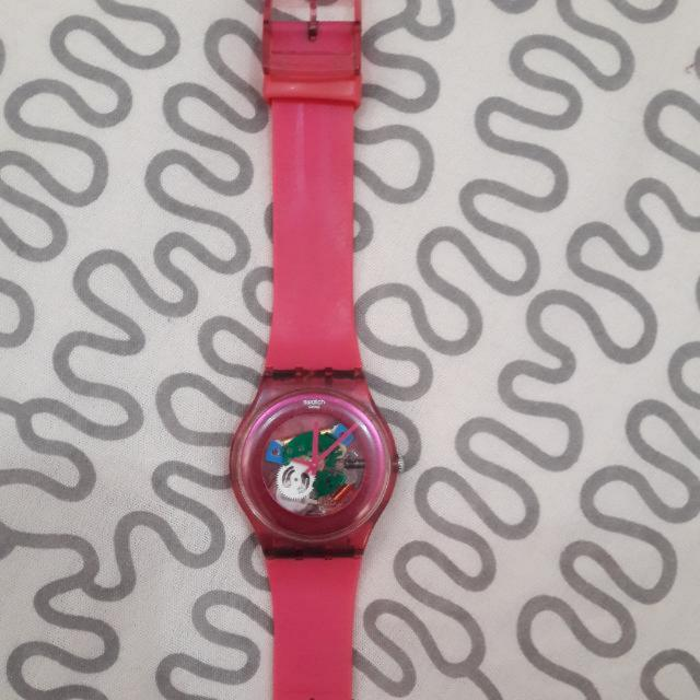Swatch Pink