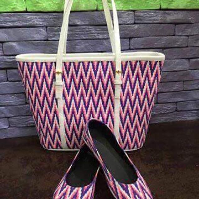 Terno Bag and Shoes