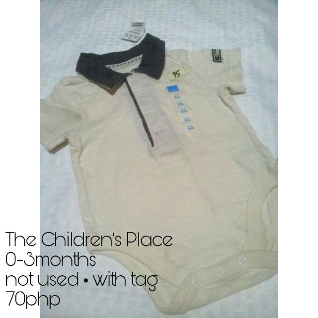 The Children's Place onesie