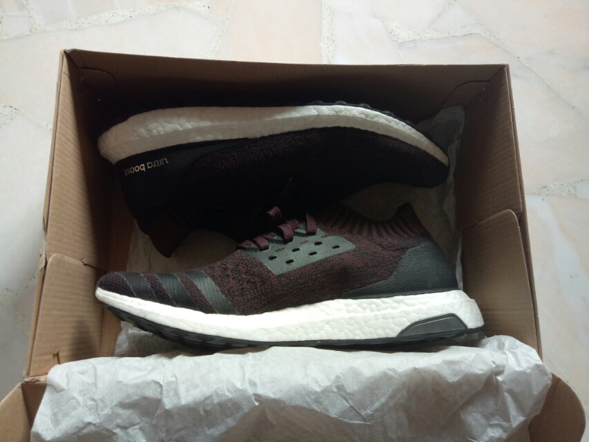 346f3adf83f3b STEAL Ultraboost uncaged dark burgundy