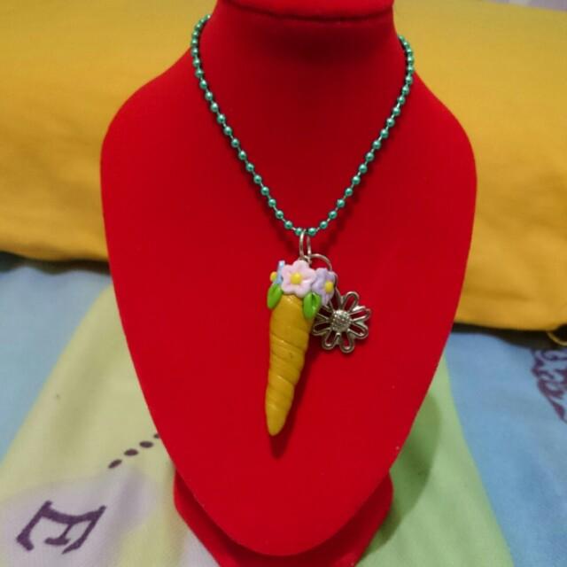 Unicorn Horn Necklace