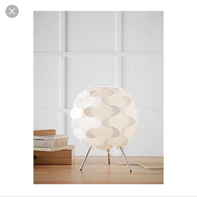 Unopened Ikea Fillsta Table Lamp Furniture Home Decor On Carousell