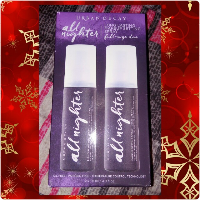 All Nighter Setting Spray by Urban Decay #19