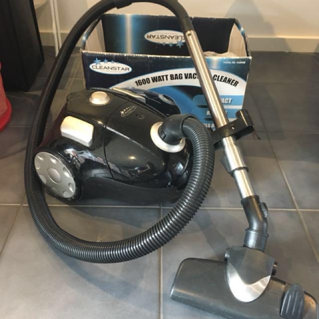Vacuum Cleaner 1600watt bag vacuum