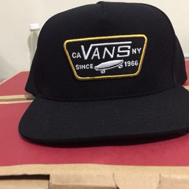 Vans Snapback Cap(Authentic)