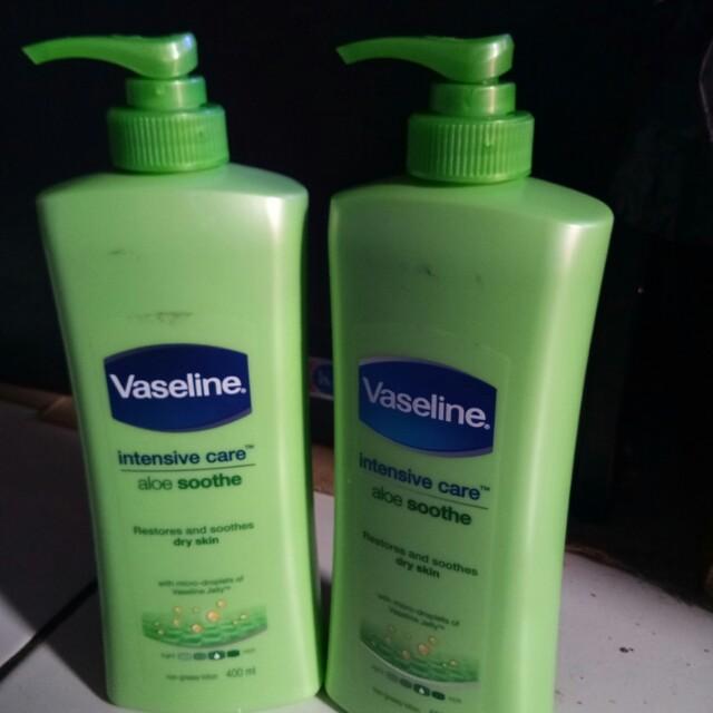 Vaseline handbody
