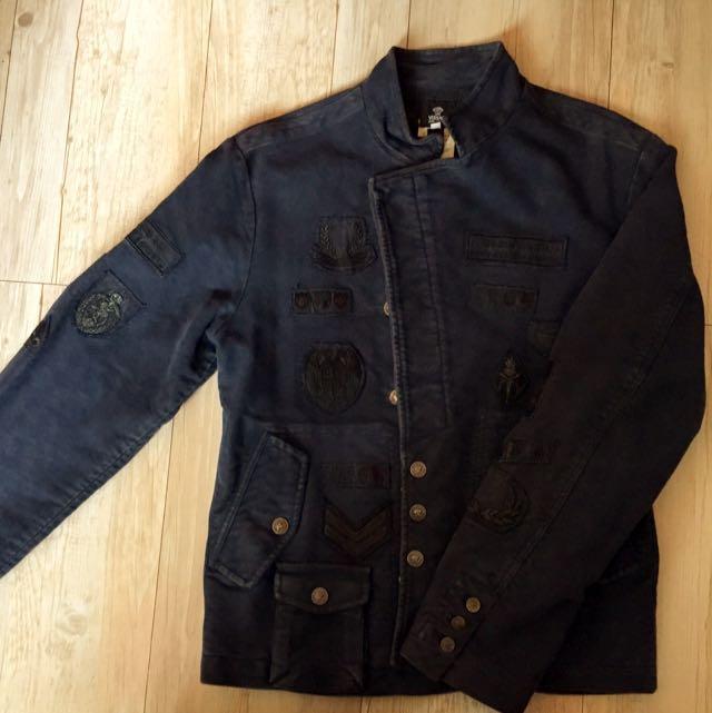 Versace 夾克 外套 老品 古著
