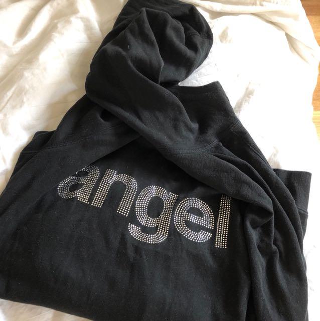 Victoria Secret 'Angel' hoodie