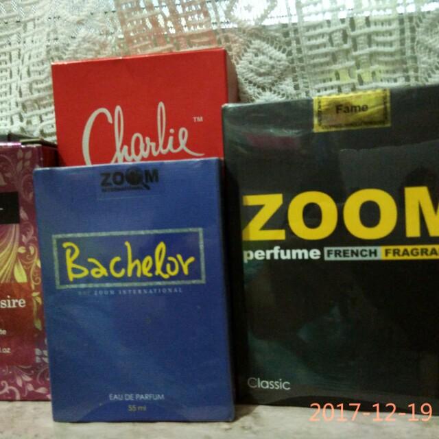 Zoom perfumes