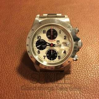 Tudor 79280 熊貓面計時手錶