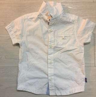 Mothercare baby shirt