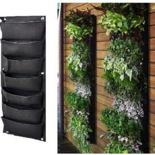 7-pocket Hanging Vertical Garden Planter