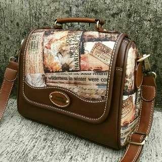 Tas tas fashion tas seni karya anak bangsa