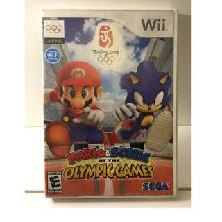 Nintendo Wii - Mario & Sonic at the Olympic Games