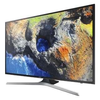 "Samsung 40"" 4K UHD Smart Tv"