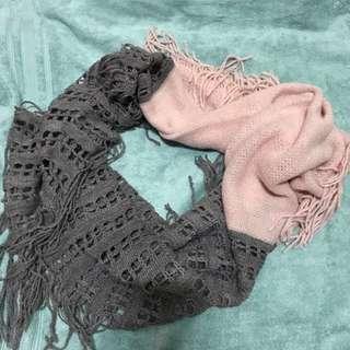 脖圍 圍巾