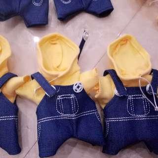 BTS GOGO Tae Doll Costumes Shirt
