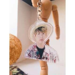 BTS JungKook Bon Voyage Keychains