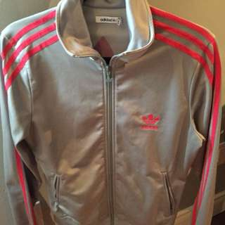 Women's Adidas Zip Up