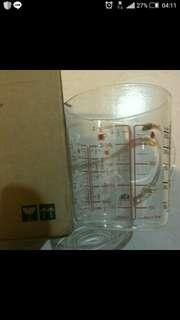 實驗用500CC耐熱燒杯