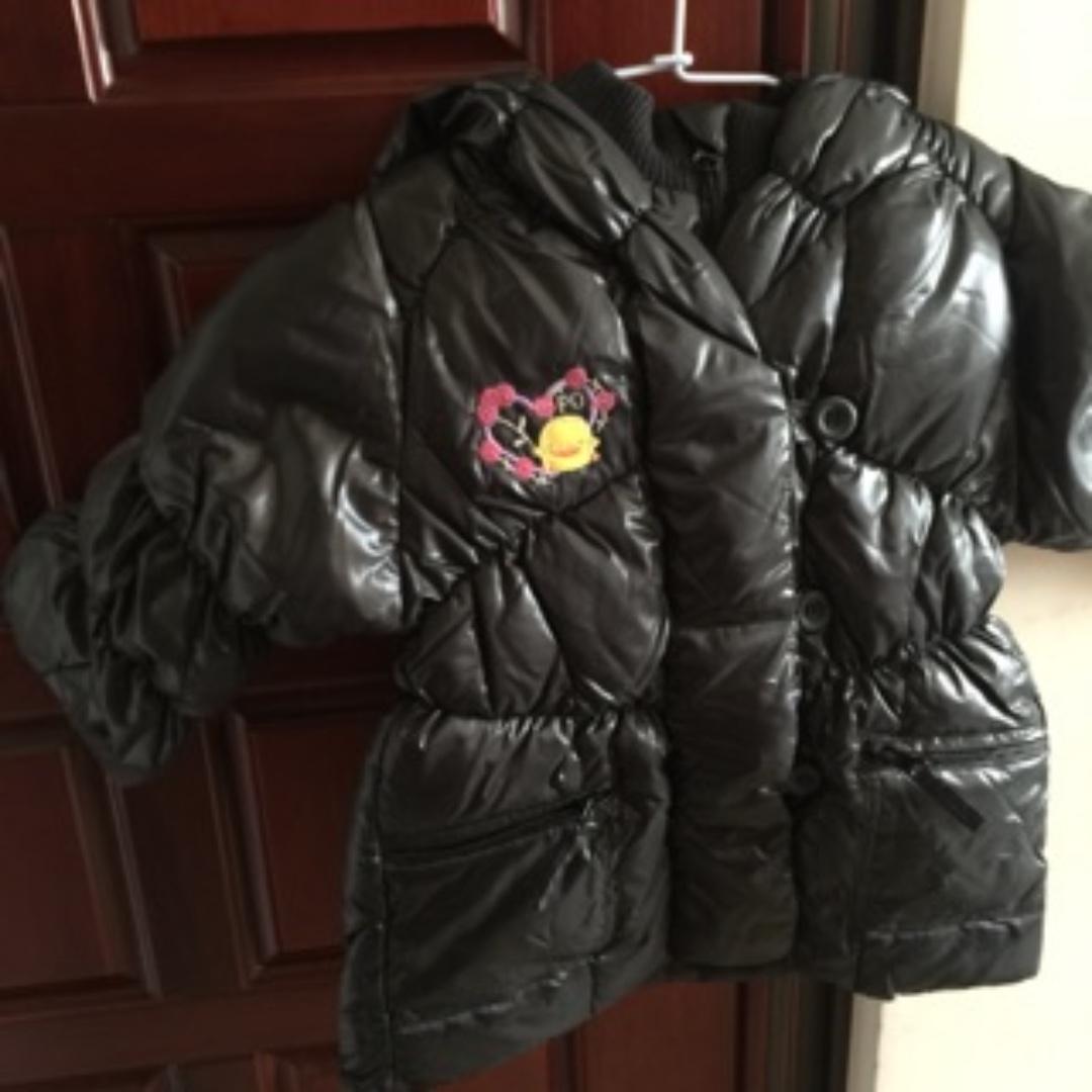 寶寶保暖外套4y