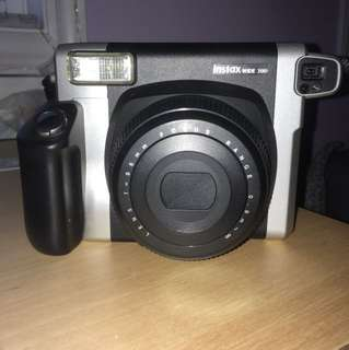 Fujifilm instax Wide 300 polaroid