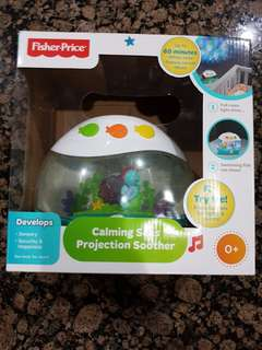 Fisher Price soothing projector