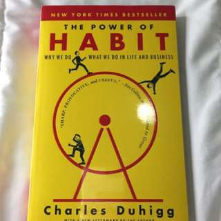 The Power of Habit by Charles Duhigg