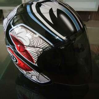 Arai helmet (shinya nakano)
