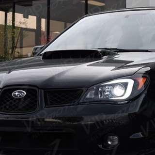 Subaru hawkeye headlamp