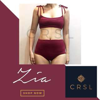 Zia Highwaist Swimsuit