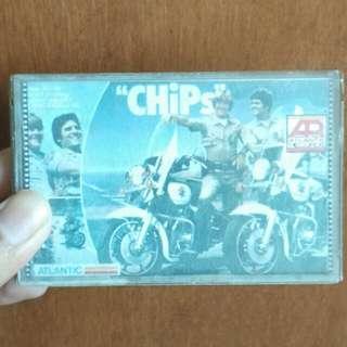 Kaset Lagu CHiPs Vintage Original